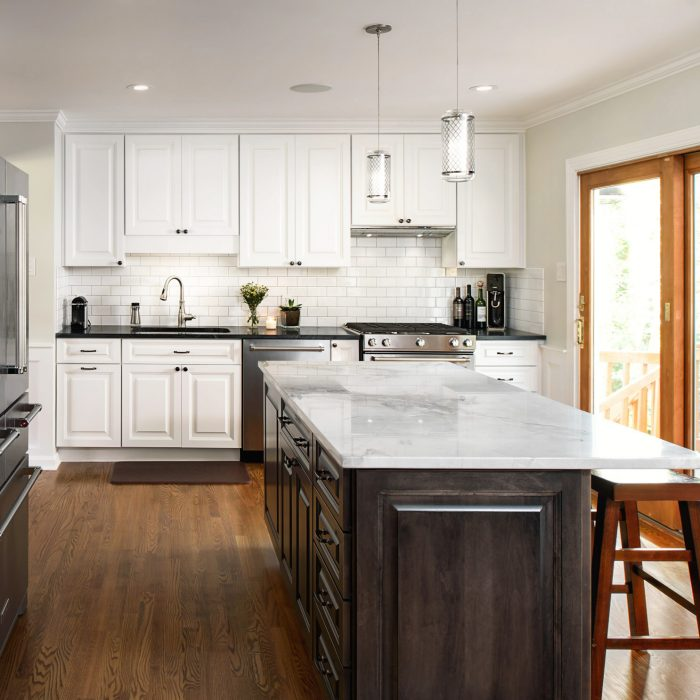 Kitchen Renovation, Architecture and Interior Design, Thomas Custom Builders